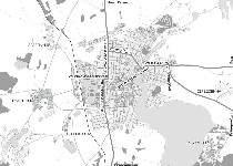 Невьянск (карта-схема)